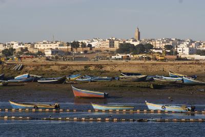 Harbour, Rabat, Morocco-Natalie Tepper-Photo