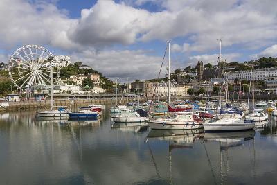 Harbour, Torquay, Devon. England, United Kingdom, Europe-Rolf Richardson-Photographic Print