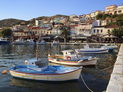 Harbour View, Pythagorion, Samos, Aegean Islands, Greece-Stuart Black-Photographic Print