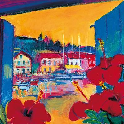 Harbour View-Gerry Baptist-Giclee Print