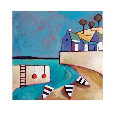 Harbour View-Derek Melville-Art Print