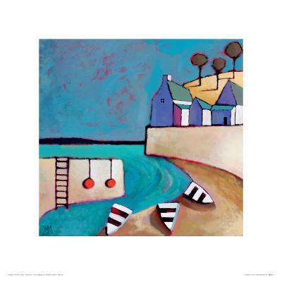 Harbour View-Derek Melville-Giclee Print