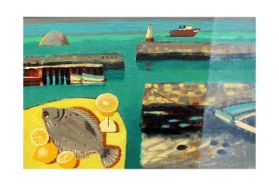 Harbour-Sara Hayward-Giclee Print