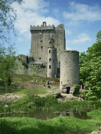 Blarney Castle, County Cork, Munster, Republic of Ireland, Europe by Harding Robert