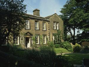 Bronte Parsonage, Haworth, West Yorkshire, England, United Kingdom, Europe by Harding Robert