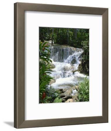 Dunns River Falls, Ocho Rios, Jamaica, West Indies, Caribbean, Central America