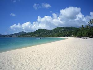 Grand Anse Beach, Grenada, Windward Islands, West Indies, Caribbean, Central America by Harding Robert