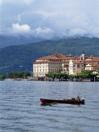 Isola Bella, Lake Maggiore, Piemonte, Italy, Europe by Harding Robert