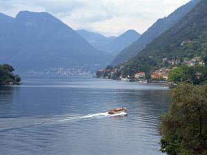 Lake Como, Lombardia, Italy, Europe by Harding Robert