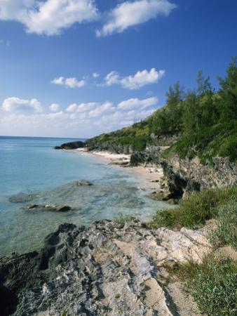 Whale Beach, Bermuda, Central America, Mid Atlantic by Harding Robert