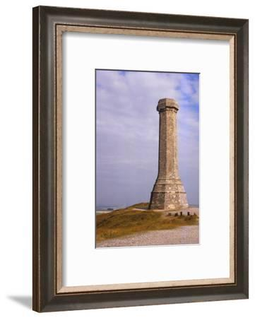 Hardy Monument, to Admiral Sir Thomas Hardy on Blackdown Hill, Dorset, 20th century-CM Dixon-Framed Photographic Print