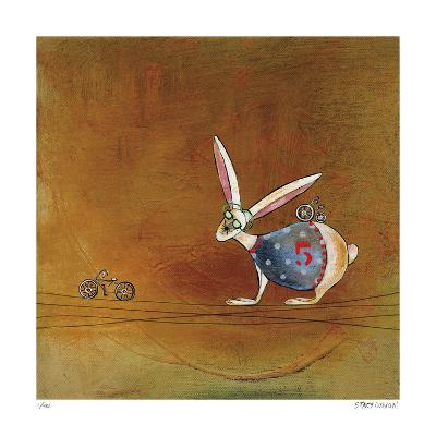 Hare Today-Stacy Dynan-Giclee Print
