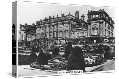 Harewood House, West Yorkshire, England, 1936