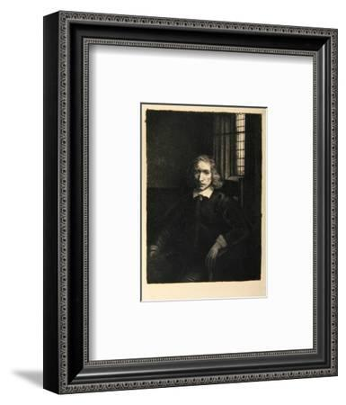 Haring Le Jeune (B275)-Amand Durand-Framed Collectable Print