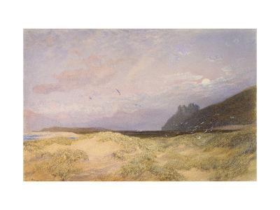 Harlech, 1862-Alfred William Hunt-Giclee Print