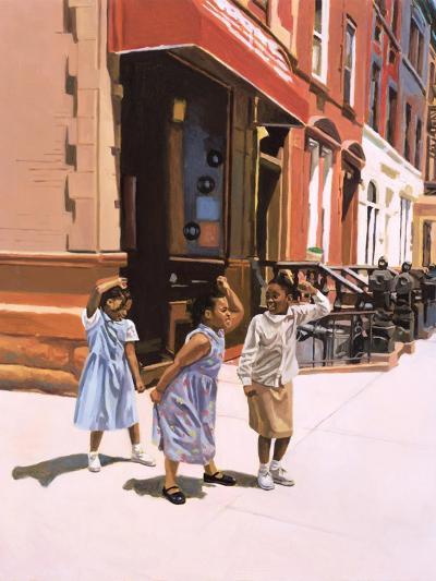 Harlem Jig, 2001-Colin Bootman-Giclee Print