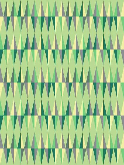 Harlequin 3-Josefina Baumann Aubone-Giclee Print