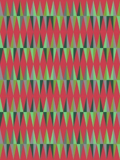 Harlequin 5-Josefina Baumann Aubone-Giclee Print