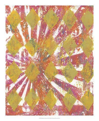 Harlequin Abstract II-Naomi McCavitt-Giclee Print