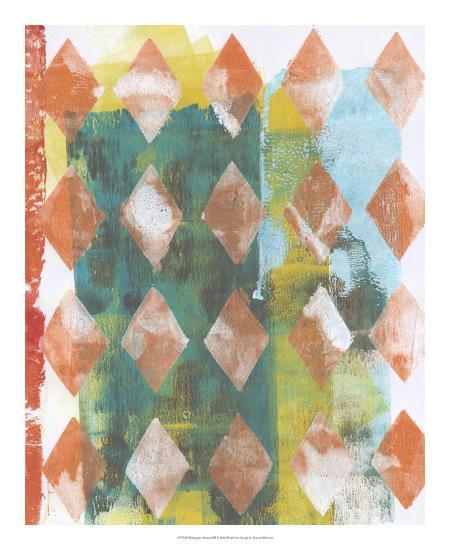 Harlequin Abstract III-Naomi McCavitt-Giclee Print