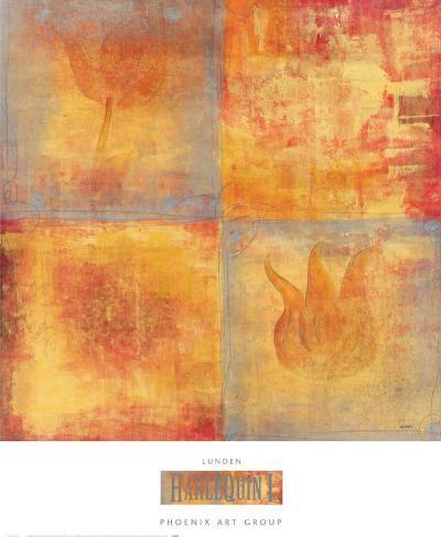 Harlequin I-Elise Lunden-Art Print