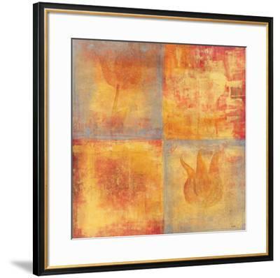 Harlequin I-Elise Lunden-Framed Art Print