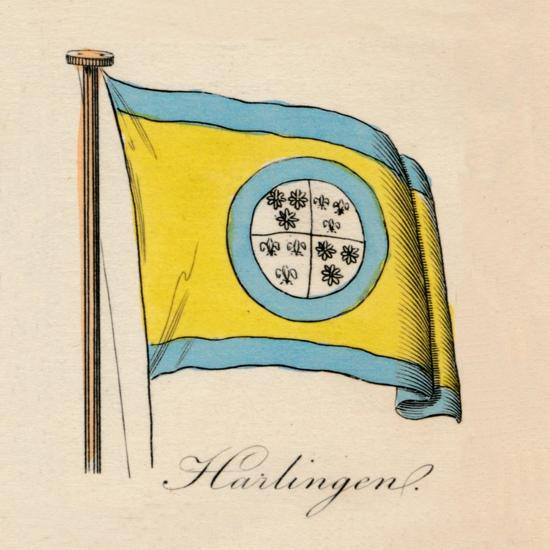 'Harlingen', 1838-Unknown-Giclee Print