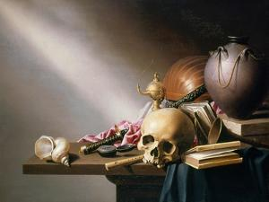 Steenwyck: Still Life by Harmen van Steenwyck