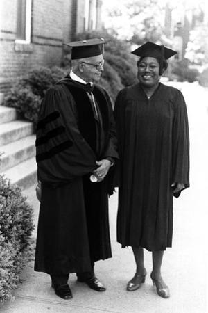 Esther Rolle, Spelman College 1976
