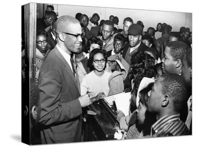 Malcolm X - 1968
