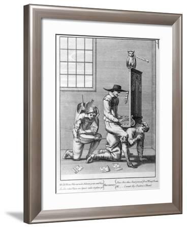 Harmony, 1735--Framed Giclee Print