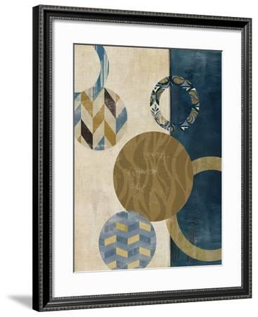 Harmony II-Tom Reeves-Framed Art Print