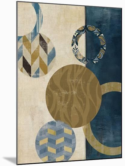 Harmony II-Tom Reeves-Mounted Print