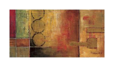 Harmony II-Mike Klung-Giclee Print