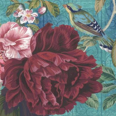 Harmony Red-Bill Jackson-Giclee Print