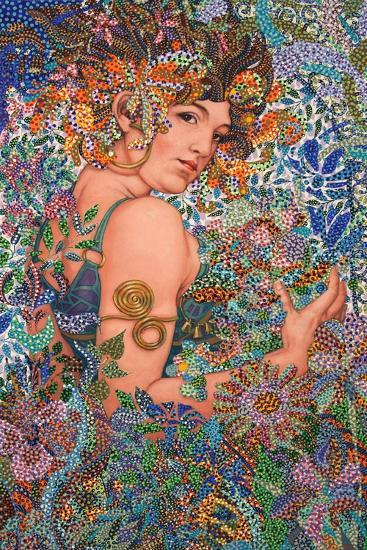 Harmony-Erika Pochybova-Giclee Print