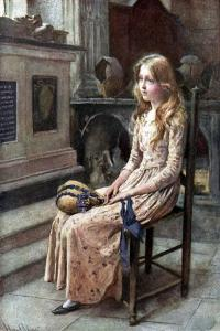 Charles Dickens 's 'The Old Curiosity Shop' by Harold Copping