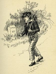 Oliver Twist by Charles Dickens by Harold Copping