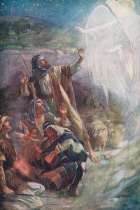 The Nativity by Harold Copping