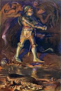 The Pilgrim's Progress by John Bunyan by Harold Copping