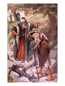 The Prodigal Son by Harold Copping