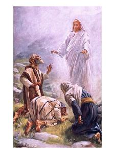 The Transfiguration by Harold Copping