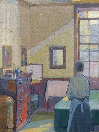 Interior (Mrs. Mounter), 1917