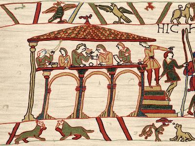 Harold Ii, Last Anglo-Saxon King of England, 1066 (1070)--Giclee Print