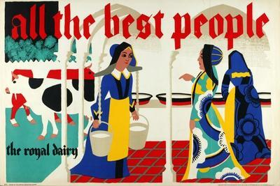 All the Best People - the Royal Dairy