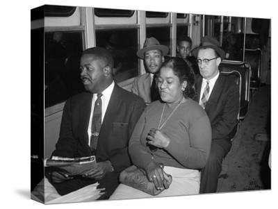 MLK Abernathy Ride Bus 1956