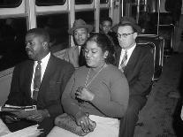 MLK Abernathy Ride Bus 1956-Harold Valentine-Photographic Print