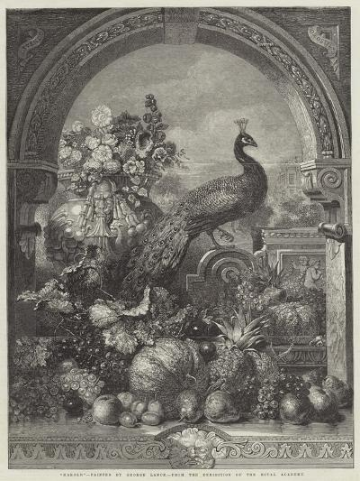 Harold-George Lance-Giclee Print