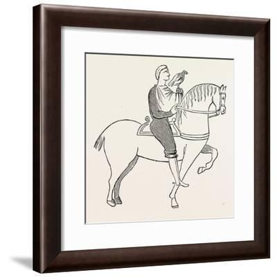 Harold--Framed Giclee Print