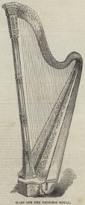Harp for the Princess Royal